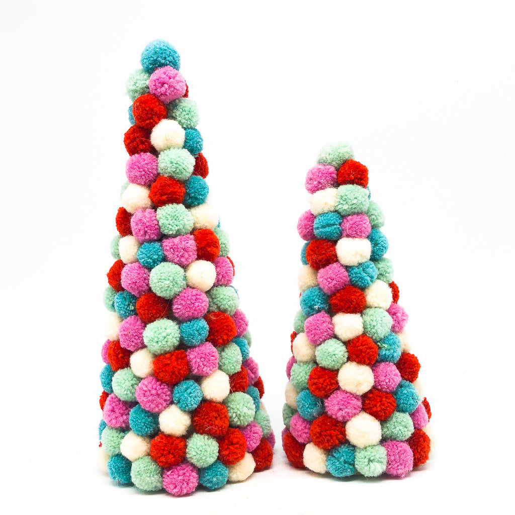 Puff Christmas Tree