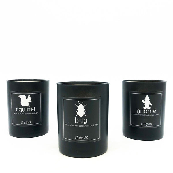 St. Agnes Fresh Scented Candles
