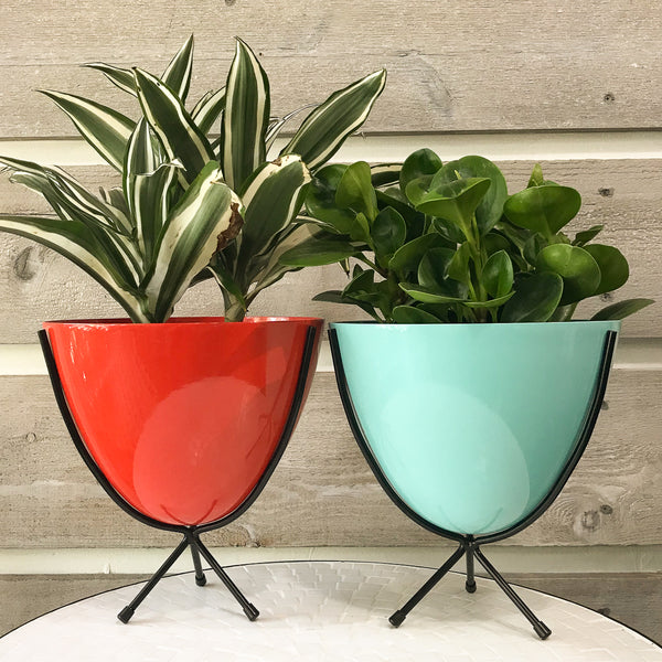Retro Bullet Planter Mini