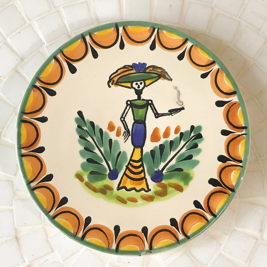 Ceramic Katrina Side Plate