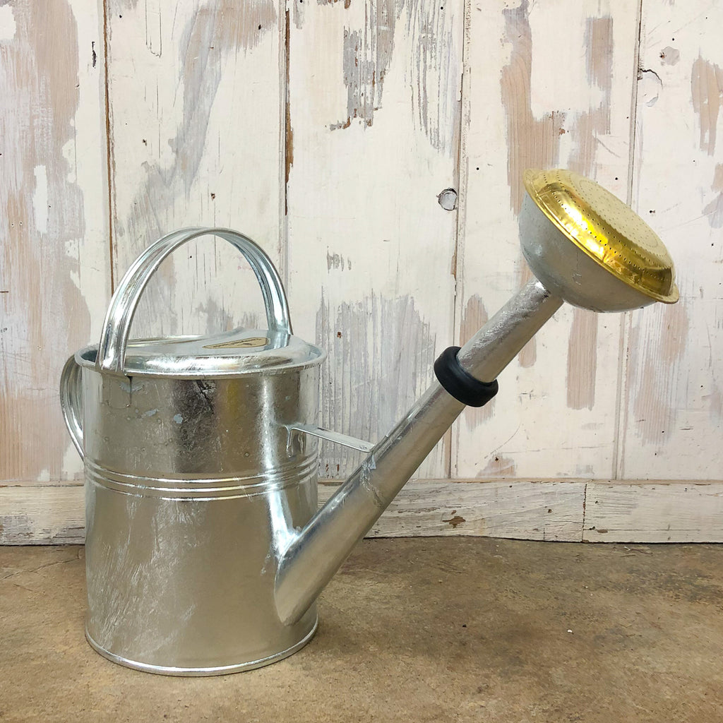 Euro Classic Watering Can - Galvanized