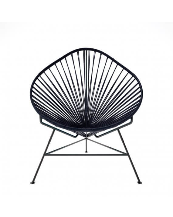 Black Acapulco Chair