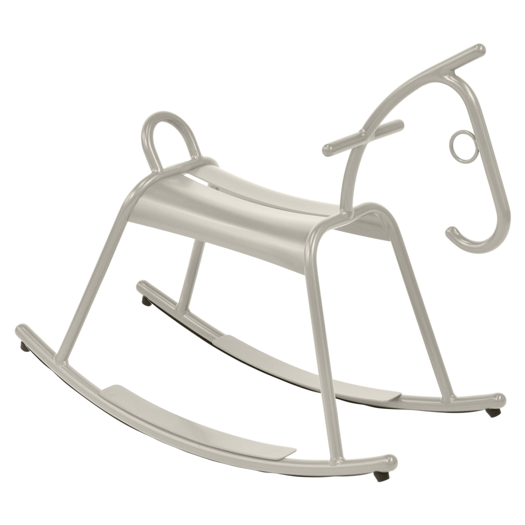 Fermob Adada Rocking Horse in clay grey