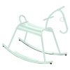 Fermob Adada Rocking Horse in ice mint