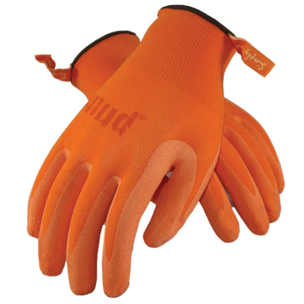 Clementine Mud Gloves