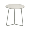 Fermob Cocotte Side Table in clay grey