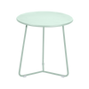 Fermob Cocotte Side Table in ice mint