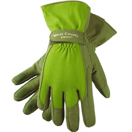 West County Classic Glove in Lime