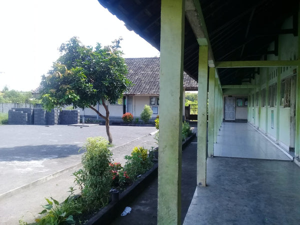 Renovation Junior High school