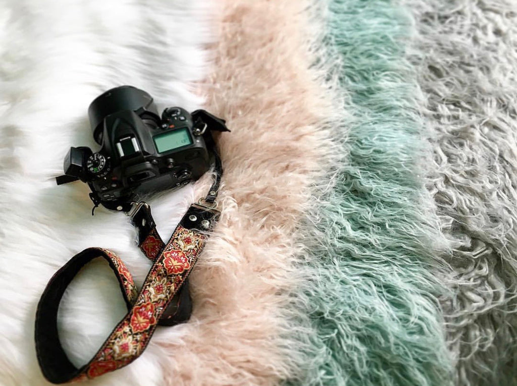 Capturing Couture Camera Straps