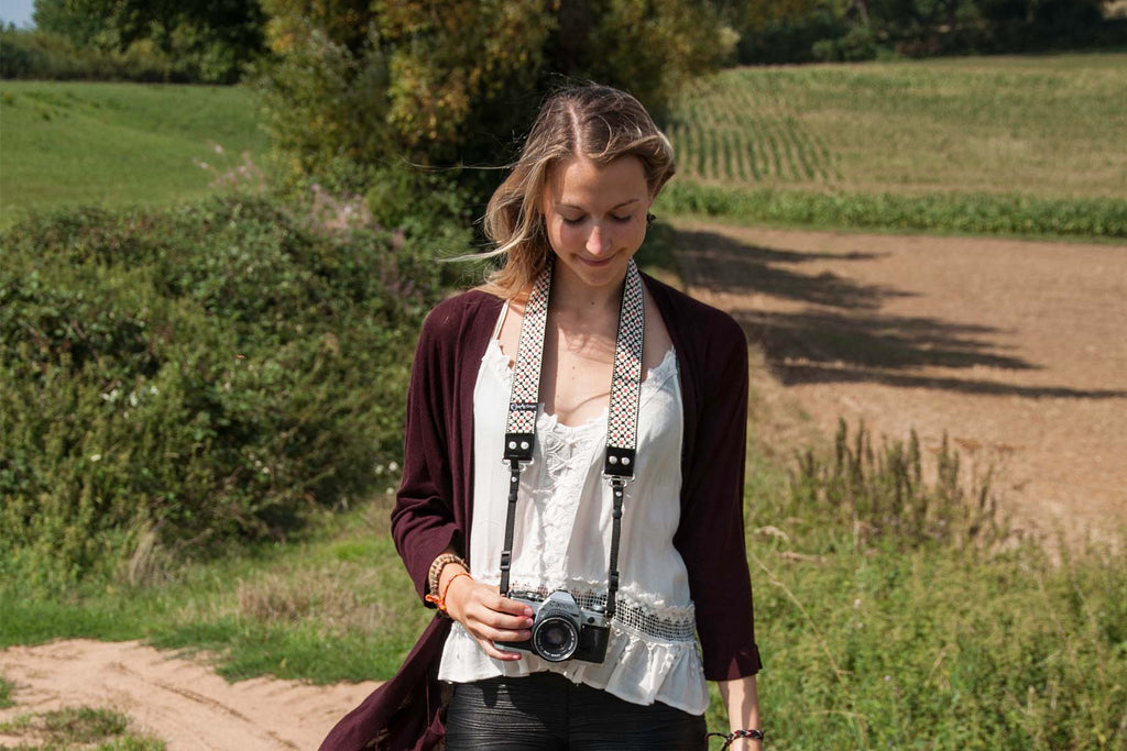 Camera Straps by Capturing Couture and Design Straps