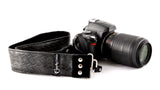 "Abbie Black 2"" Camera Strap"