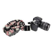 Women's Scarf Camera Strap | Blackberry | USA Made | Capturing Couture