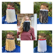 Bearded Face Masks