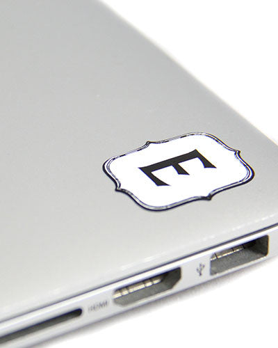 """Initial It"" Stickers (A-Z)"