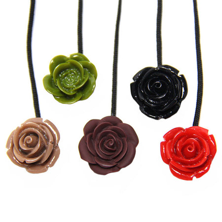 Fall Rose Cap Savers