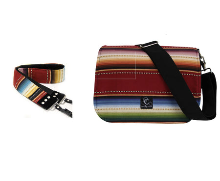 Navajo Red Bag|Strap Bundle