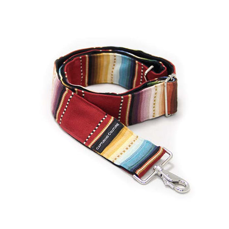 Navajo Red Bag Strap