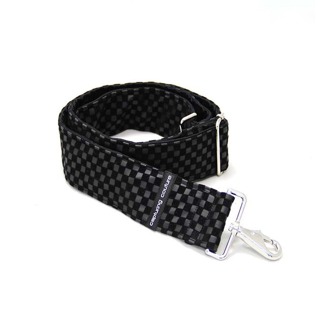 Checkered Bag Strap