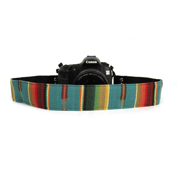 "Dusty Road 2"" Camera Strap"