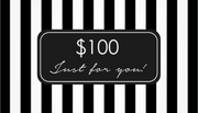 Gift Cards - $25.00 up to $200.00