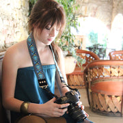 Women's Camera Strap | Symphony | USA Made | Capturing Couture