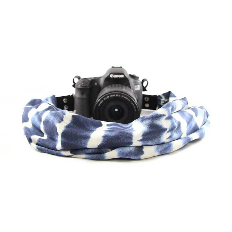 Woodstock Scarf Camera Straps