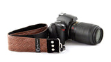 "Abbie Brown 2"" Camera Strap"