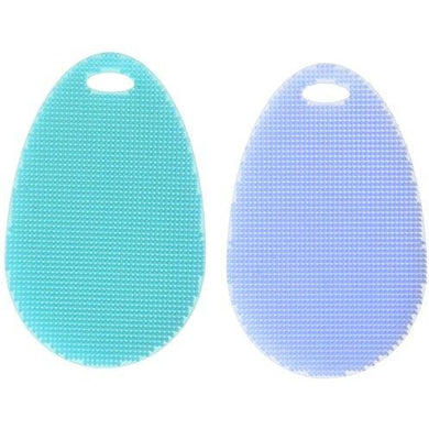 Silicone Dish Scrubber (2-Pack)