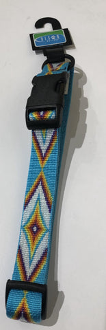 southwestern dream catcher dog collar