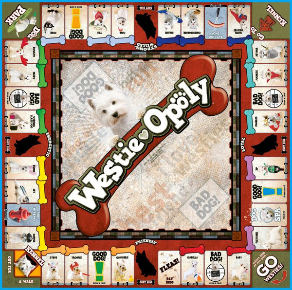 Dog Breed Specific Board Games