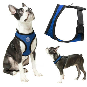 Gooby Soft Mesh Harness