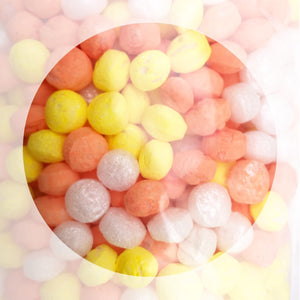 Candy Corn Marshmallow Beads