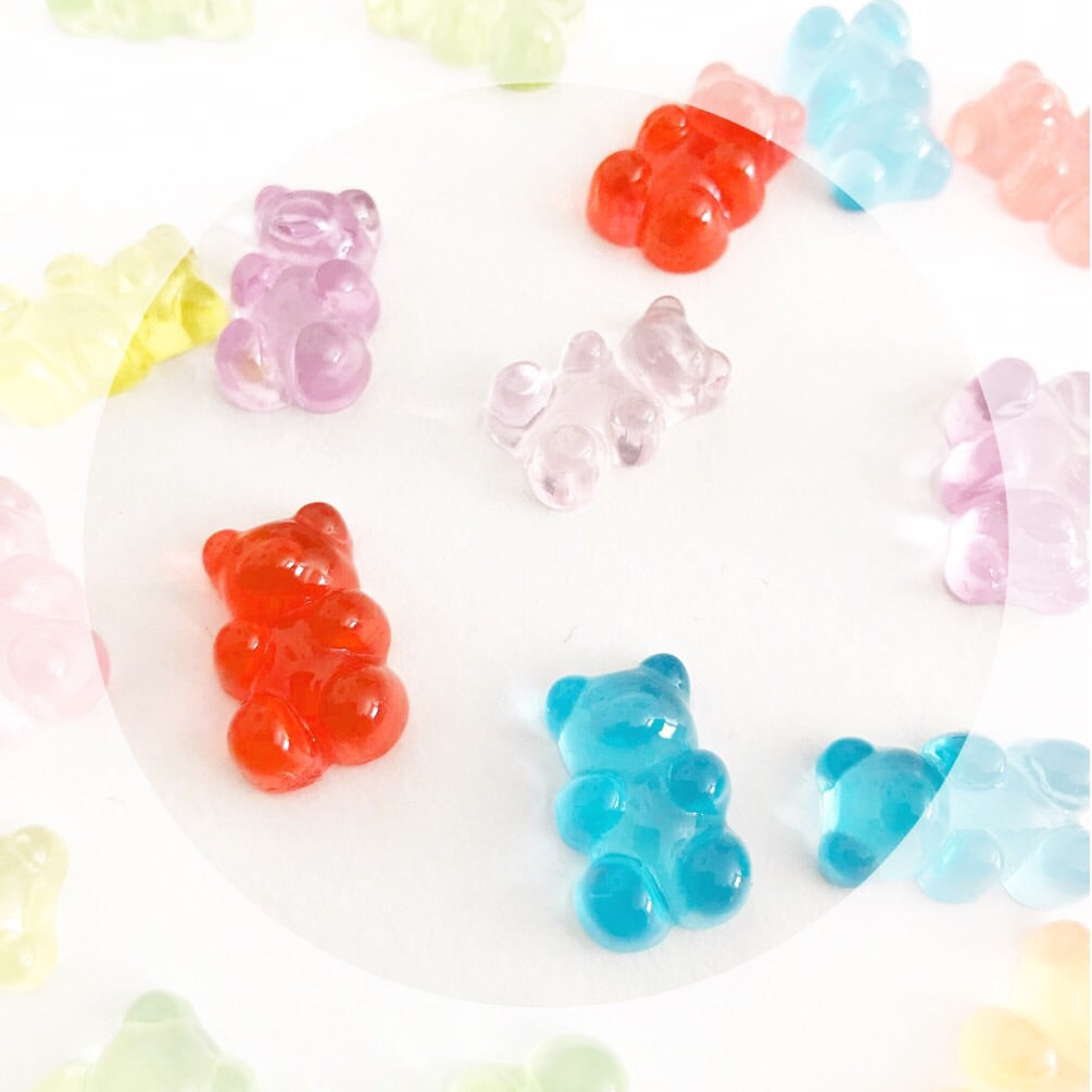Gummy Bear Charms