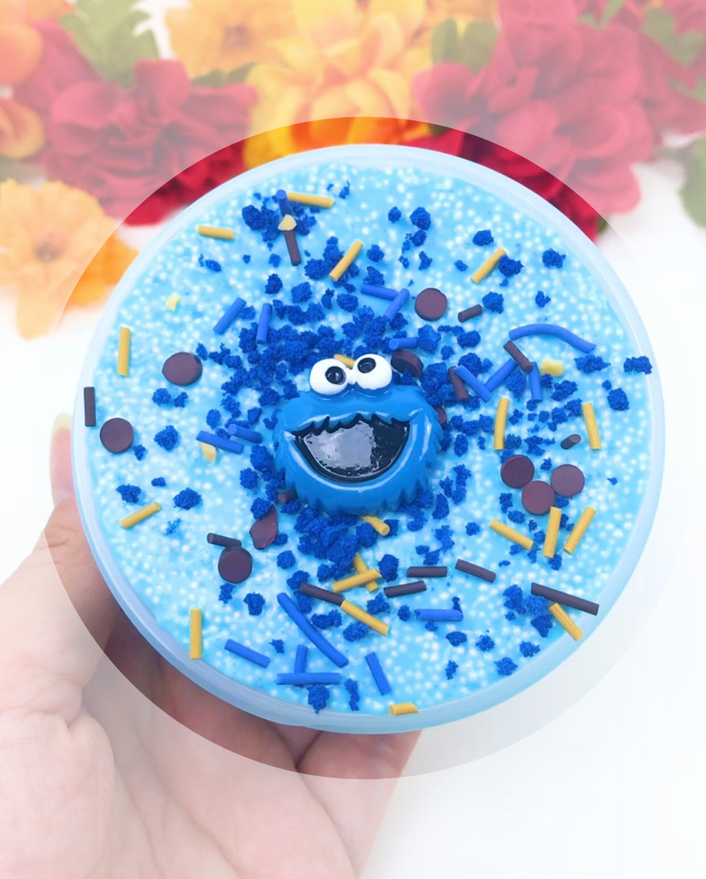 Cookie Monster's Crumbs