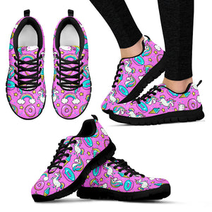 Women Sneakers Pattern