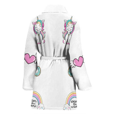 Image of BATH ROBE DREAM