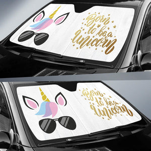 Custom Summer Sun Shades