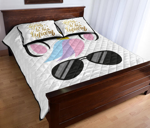 Image of Quilt Bed Summer