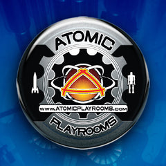 Atomic Playrooms Fan Button