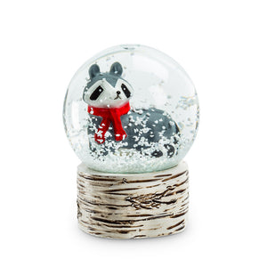 Raccoon Mini Snow Globe