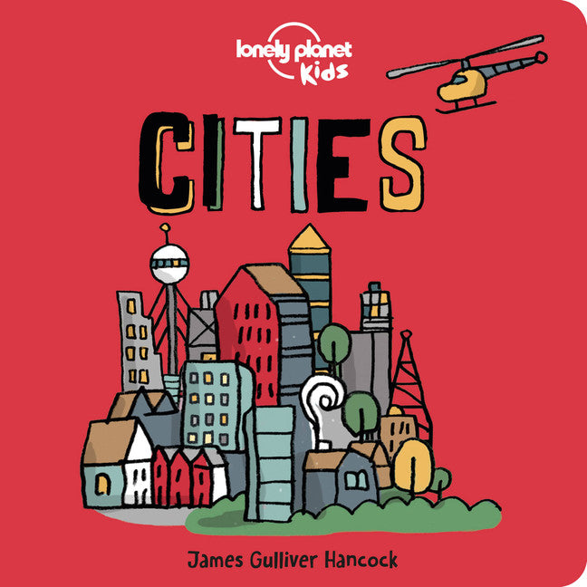 Lonely Planet Cities 1st Ed.