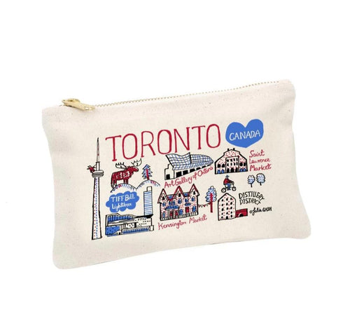 Toronto Cityscape Pencil Case
