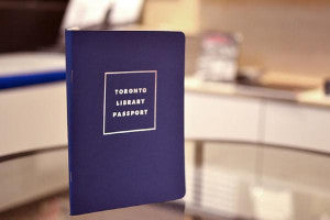 Toronto Library Passport