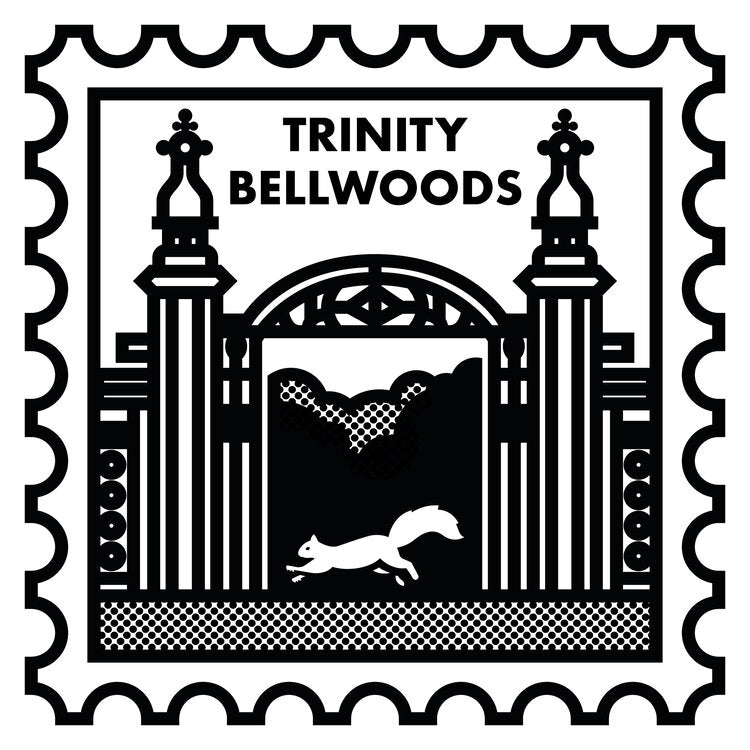 Trinity Bellwoods Screen Print (Neighbourhood Stamps Series)