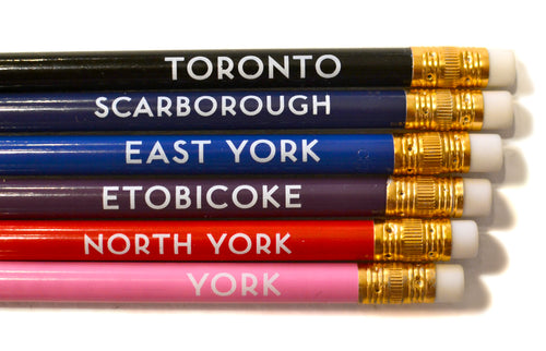 The 6ix Pencils