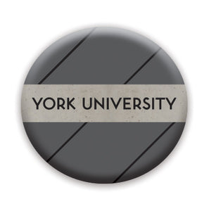 Toronto Subway Buttons: University line