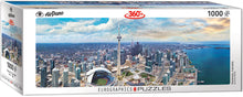 Load image into Gallery viewer, Aerial Panorama of Toronto Jigsaw Puzzle