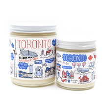 Load image into Gallery viewer, Toronto Cityscape Candle