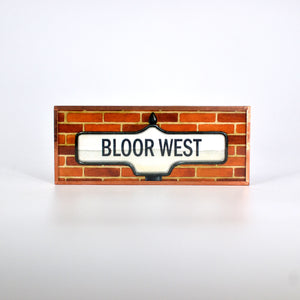 Copper-framed Neighbourhood Magnets